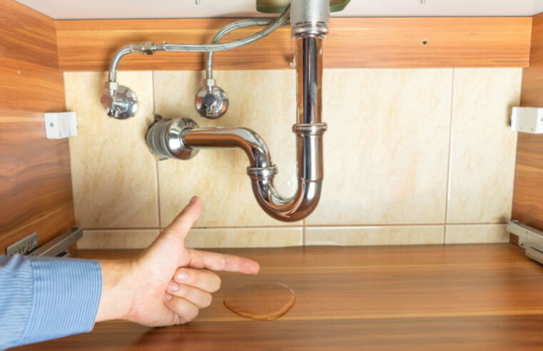Does Your Kitchen Have Water Leakages