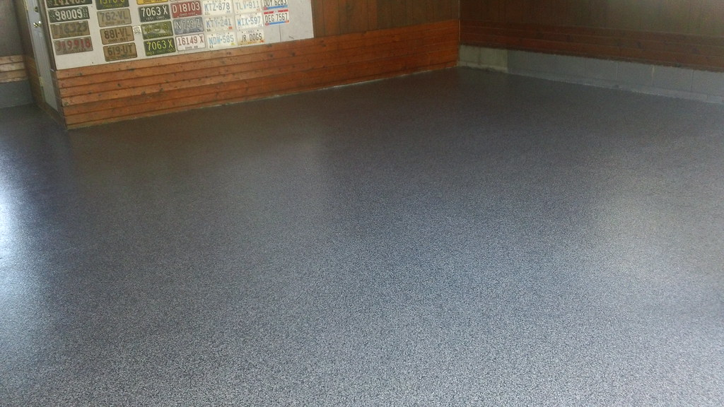 Epoxy Floor Surfaces for your Garage.