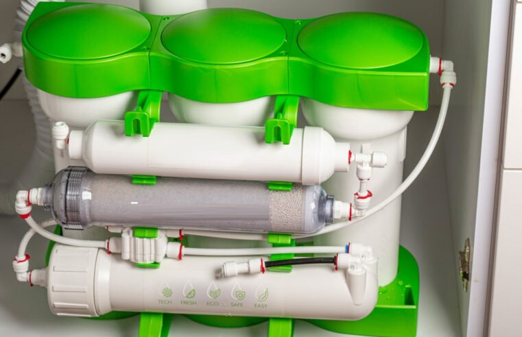 Reasons to Use a Home Reverse Osmosis System